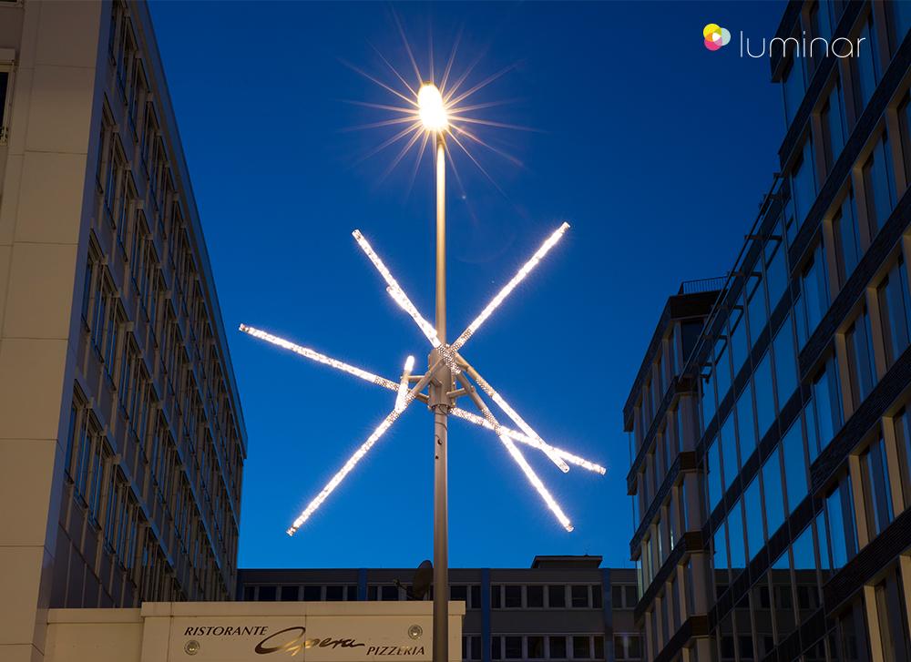 Weihnachtsbeleuchtung: Lumina Licht- und Raumkonzepte