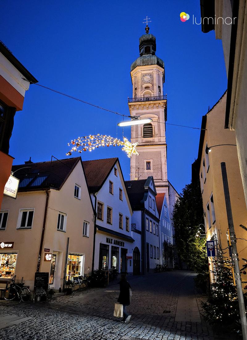 Sternschnuppen Stadt Freisingen