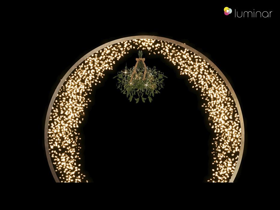 15 luminar AlterWall Bogen