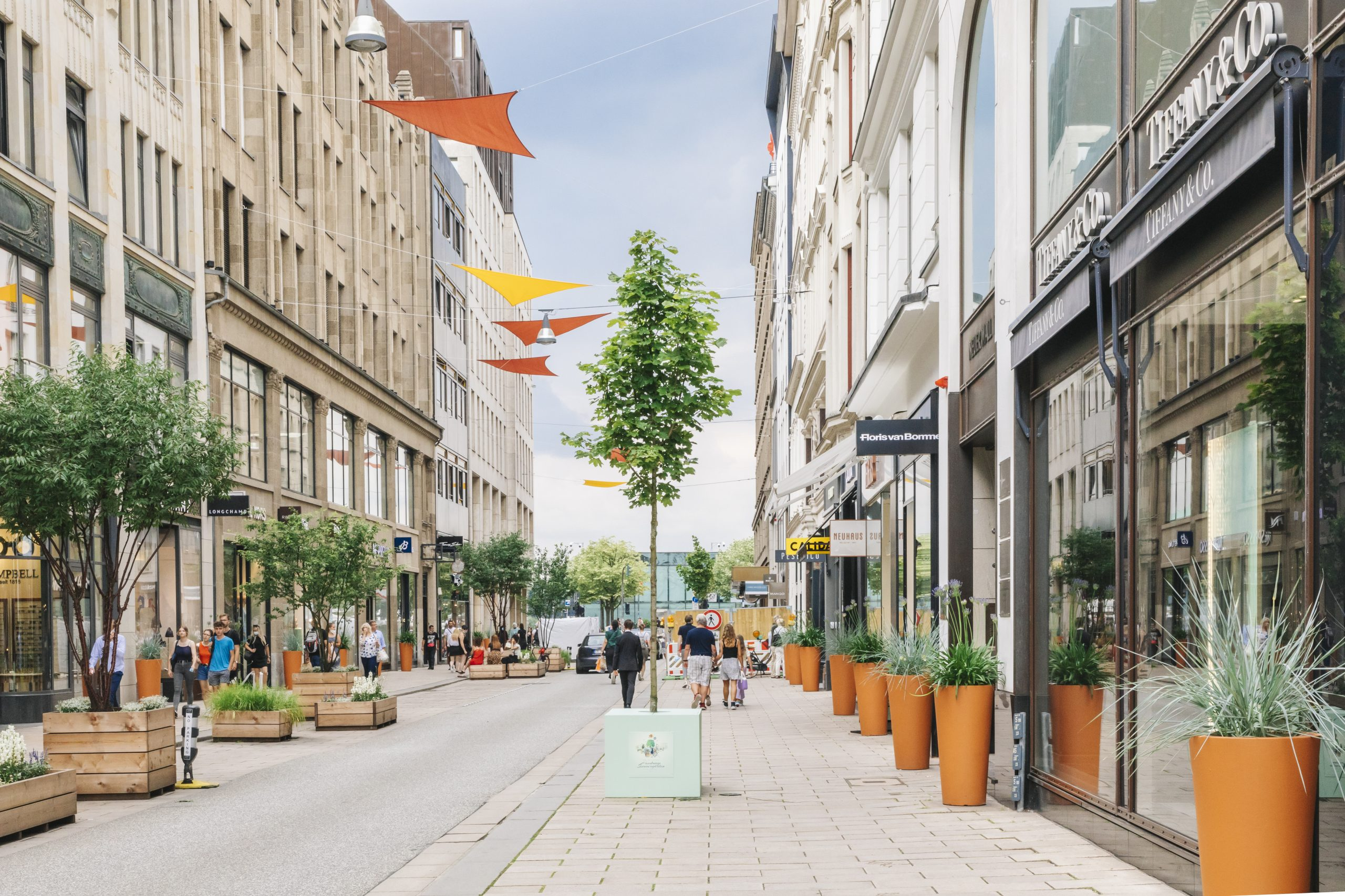 Hamburgs Sommergärten 2021